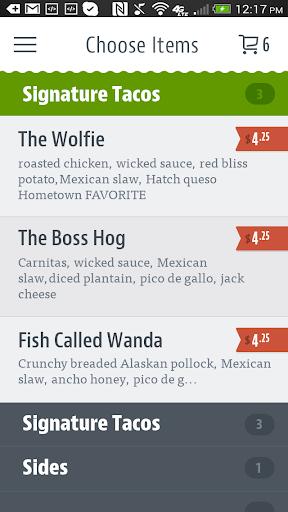 wicked taco screenshot 3