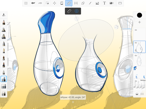 SketchBook - draw and paint 5.2.2 Screenshots 8
