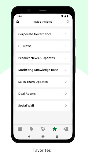 ITI - Igloo Mobile Branded Edition screenshot 5