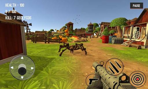 Spider Hunter Amazing City 3D  screenshots 7