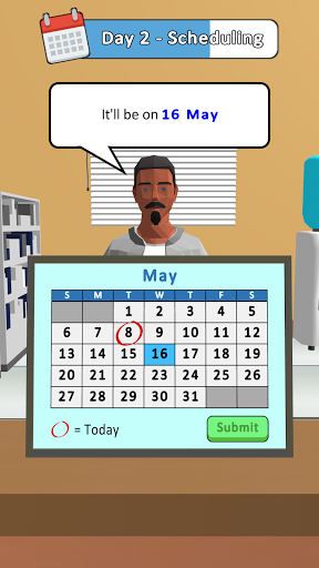 Hiring Job 3D 0.1.1 screenshots 2
