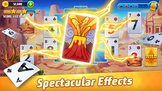 Solitaire TriPeaks Journey - Card Games Free 1.5926.0 Screenshots 12