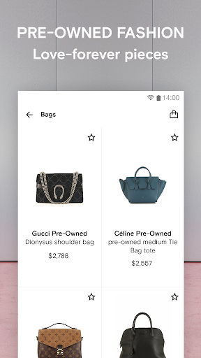 Farfetch - Shop Designer Clothing & Fall Fashion 4.4.1 Screenshots 6