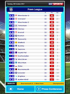 Club Soccer Director - Soccer Club Manager Sim screenshots 24