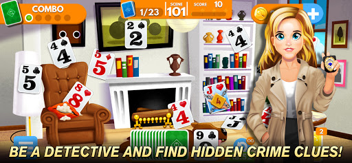 Solitaire Mystery  screenshots 1