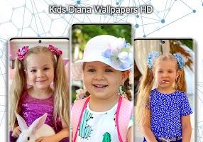 Kids Diana Wallpapers HD