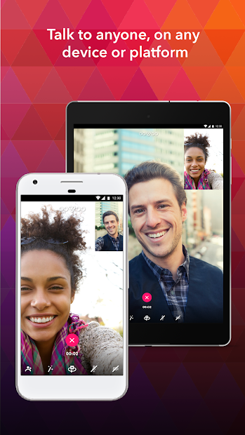 ooVoo Video Calls, Messaging & Stories screenshot 4