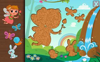 Fairytales Pony Jigsaw Puzzles for Girls
