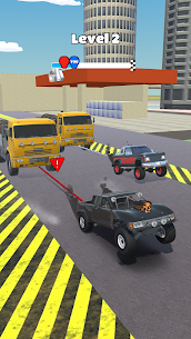 Towing Race MOD (Unlimited Money) 1