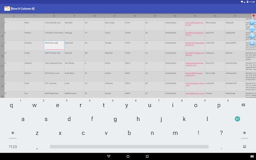 CSV Editor  Screenshots 7