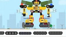 Labo 子供のためのレンガのCar2ビルドゲーム-パトカー消防車トラックの作成とレースゲームのおすすめ画像5