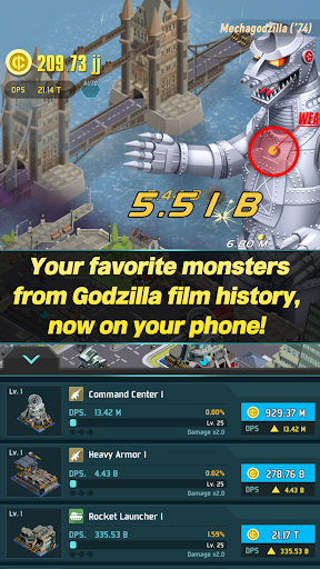 Godzilla Defense Force  screenshots 5
