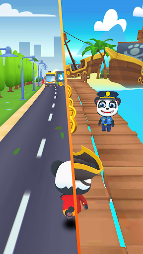 Panda Panda Run: Panda Running Game 2020 screenshots 5
