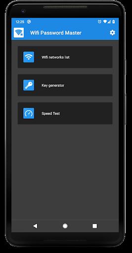 WIFI PASSWORD MASTER 15.0.2 screenshots 1