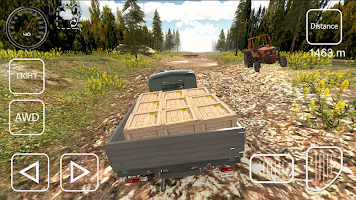 OffRoad Cargo Pickup Driver 2.0