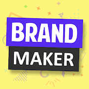 Brand Maker - Logo Maker, Graphic Design App