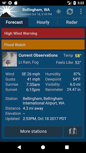 NOAA Weather Unofficial 2.10.6 Screenshots 2