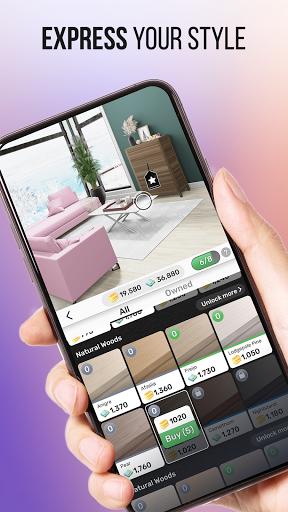 Home Design Star : Decorate & Vote 1.3.3 screenshots 3