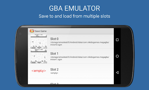 MegaGBA (GBA Emulator) 11 Mod APK Direct Download 2