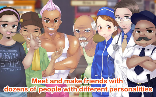 Citampi Stories: Offline Love and Life Sim RPG 1.70.1.01r screenshots 5