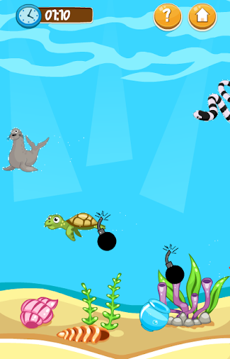 Game Anak Edukasi Hewan Laut 2.6.2 screenshots 8