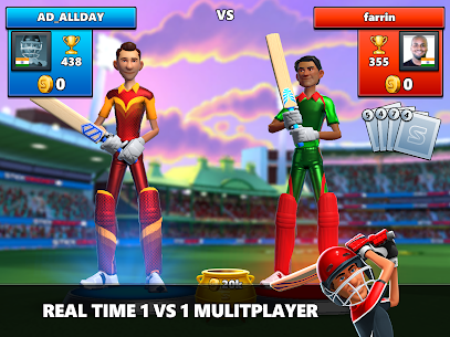Stick Cricket Live 2020 Mod Apk (Unlimited Coin/Diamond) 10