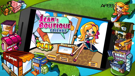 Jean's Boutique Friends For Pc | How To Download For Free(Windows And Mac) 1