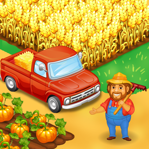 Farm Town Mod Apk | Unlimited Money/Gems | For Android