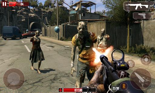 Dead Zombie Shooting Target 3D 1.0 de.gamequotes.net 4