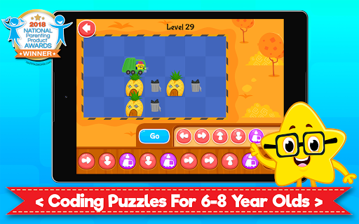 Coding Games For Kids - Learn To Code With Play  screenshots 17