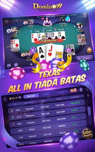 Domino Qiu Qiu Online:Domino 99uff08QQuff09 2.17.0.0 screenshots 3