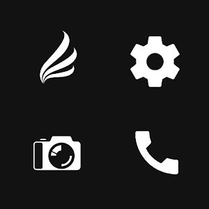 Flight Lite  Minimalist Icons