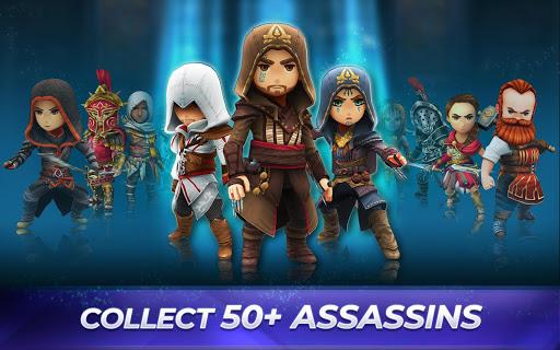 Assassin's Creed Rebellion: Adventure RPG 3.0.0 screenshots 16