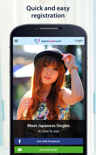 JapanCupid - Japanese Dating App 3.2.0.2662 Screenshots 1