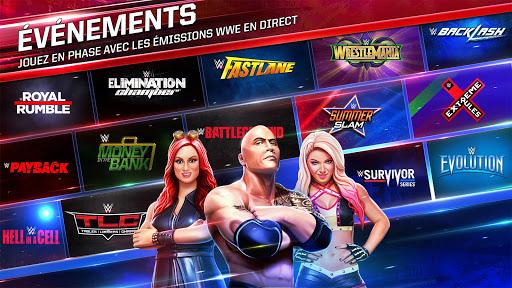 WWE Mayhem screenshots apk mod 5