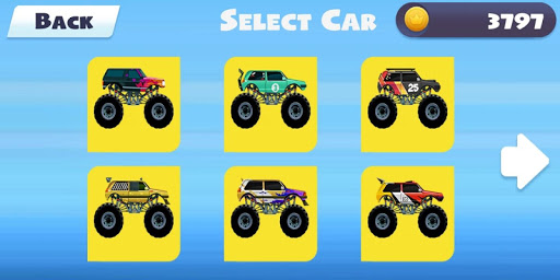 Truck Racing for kids  screenshots 6