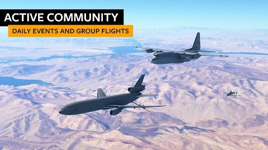 Infinite Flight Apk İndir – Uçuş Simulatörü Hileli 2021** 7