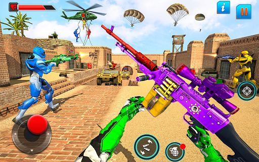 Fps Robot Shooting Games u2013 Counter Terrorist Game 1.6 screenshots 15