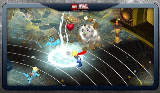 LEGO ® Marvel Super Heroes Unlimited Money
