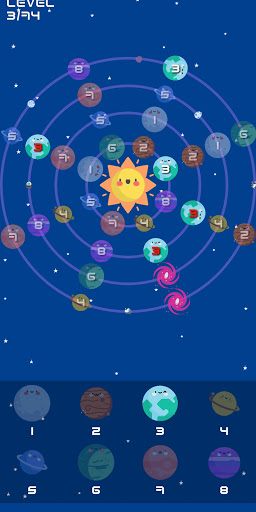 Orbit Balance - Puzzle game - Sudoku goes to space 1.13 screenshots 3