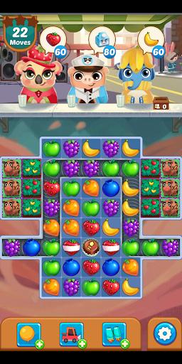 Juice Jam - Puzzle Game & Free Match 3 Games Apkfinish screenshots 24
