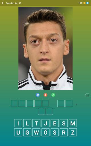 Guess the Soccer Player: Football Quiz & Trivia 2.20 screenshots 9