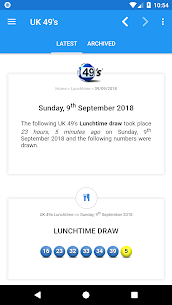 UK 49's   Lunchtime For Pc – Free Download In Windows 7/8/10 & Mac 2