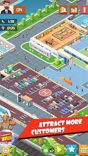 Sim Sports City Mod Apk- Idle Simulator Games (Unlimited Money) 2