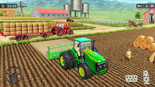 Real Tractor Job Simulator 1892 - village  screenshots 3