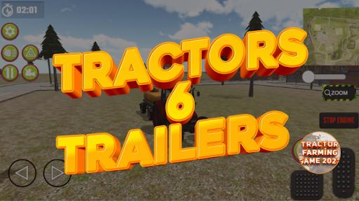 Tractor Simulator Farm Game 2021 New Free  screenshots 2