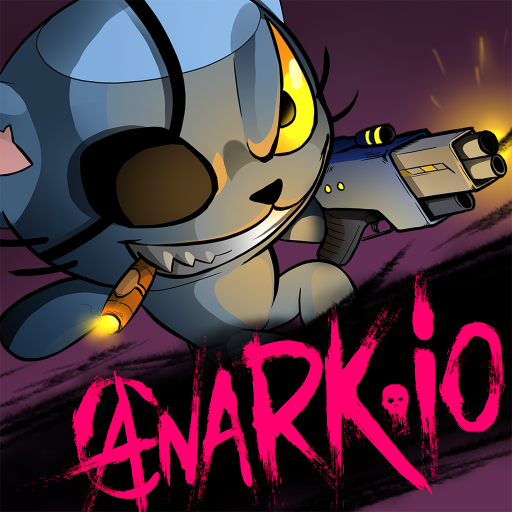 Anark.io is an arena shooter for the real players!