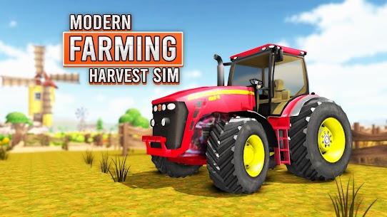 Village Farming Harvester Game 2020 Apk Download 1