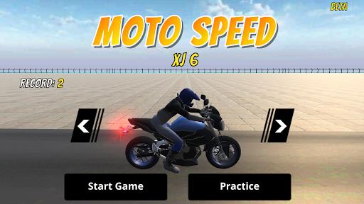 Moto Speed The Motorcycle Game  screenshots 2