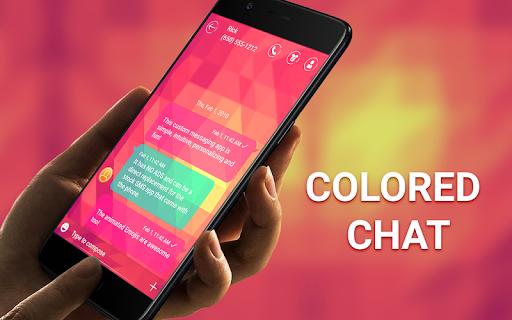 New messenger color changer apktram screenshots 2